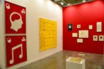 Matt Mullican. Mai 36 Galerie, Zurigo