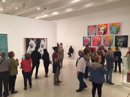 Warhol.El Artemeccanico Caixa Forum di Madrid, 2018