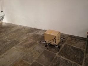 PROJECT ROOM #7 | Donato Piccolo, Imprévisible, Fondazione Arnaldo Pomodoro, 2018, photo Carlos Tettamanzi