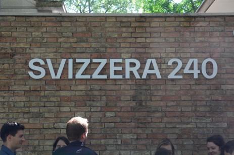 Padiglione Svizzera, 16. Mostra Internazionale di Architettura - Biennale di Venezia 2018, Photo Credit