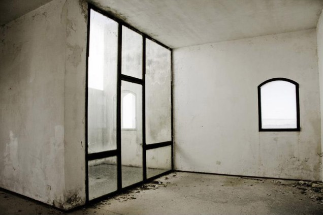 Piera Campo, Destination, 2010. Tecnica mista, cm. 200x150