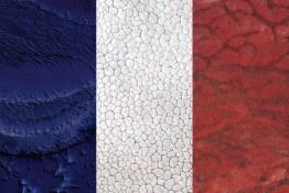 Max Serradifalco, France Earth Flag, oceania, kazakistan, kenya, fotografia satelliate, 2016