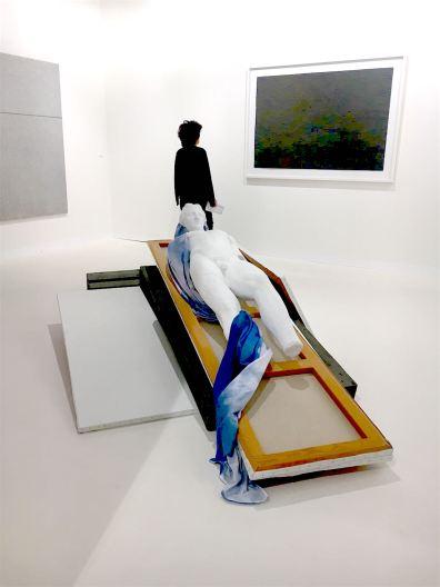Giulio Paolini, L'Ermafrodito, 2016 - Galleria Alfonso Artiaco - Napoli
