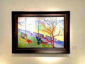 André Derain, LONDRES: LE QUAI VICTORIA, 1906 - 1907, Landau Fine Art, Montréal, Meggen