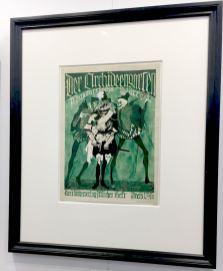 Karl Ritter, «Der Orchideengarten» 1920, Kunkel Fine Art- Monaco - paper position 2018