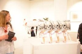 Yoshiyuki Ooe, Tezukayama Gallery - Volta 2018
