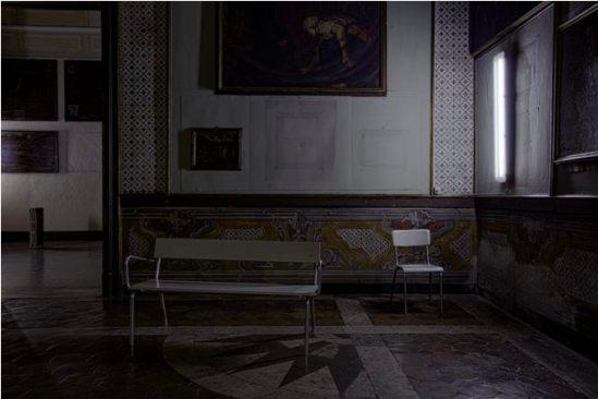 Gian Maria Tosatti - Episodio di Catania - 2018 - performative installation - site specific - detail - 09