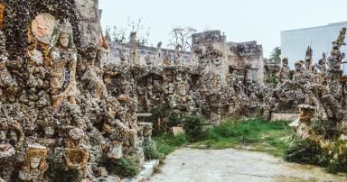 Il Santuario della Pazienza di Ezechiele Leandro