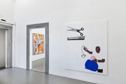 Ricardo Passaporte & Martin Lucak (Exhibition view)