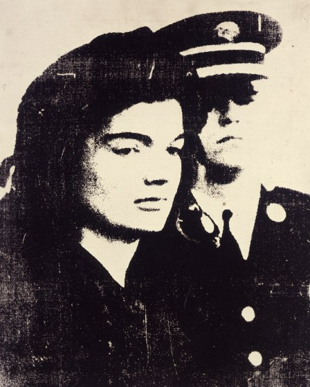 Andy Warhol_Jacqueline, 1964