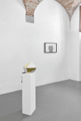 10 Years of Love, 2018, exhibition view, project space, SpazioA, Pistoia