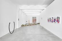 10 Years of Love, 2018, exhibition view, SpazioA, Pistoia