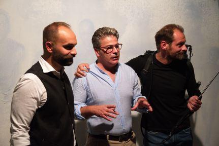 INVITATION TO A DISASTER. Carlo Cinque - Antonio Trimani - Matteo Montani, courtesy Le Stazioni Contemporary Art.