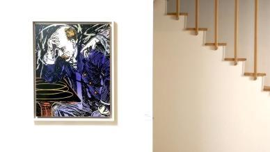 Gabriele Arruzzo, Pastore Gioachimita, 2018 - Bocs Art Cosenza