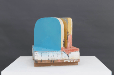 Galleria Enrico Astuni. Aasan, Heaven n° 2, 2015-2016
