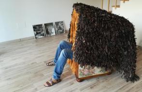 Marco Pace, Andromeda ( omaggio ad Angelo Fasano), 2018 – BoCs Art Cosenza