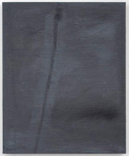 Marco Affaitati, Haiku, 2018, olio su tela, 50x40 cm - photo courtesy Giorgio Benni