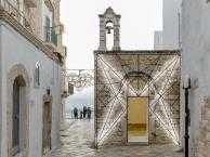 Vincenzo Marsiglia, Clopen. Exchiesetta, Santo Stefano. Polignano a Mare, 2018-2019.