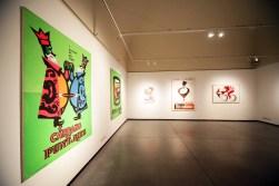 Tutti gli Ismi di Armando Testa, Collezione Gemma De Angelis Testa, Musei Reali Torino 2019. Crediti fotografici Daniele Bottallo