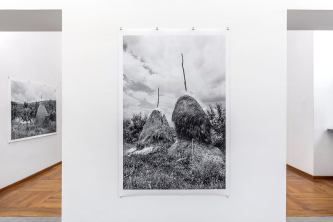 Lala Meredith-Vula,Haystacks (1989-ongoing), Galleria Alberto Peola 2018/2019