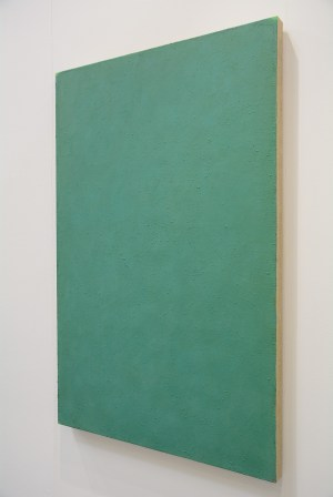 Phil Sims, Green Endless Painting, 2002