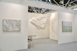 Amparo Sard. Galleria Paola Verrengia, Salerno