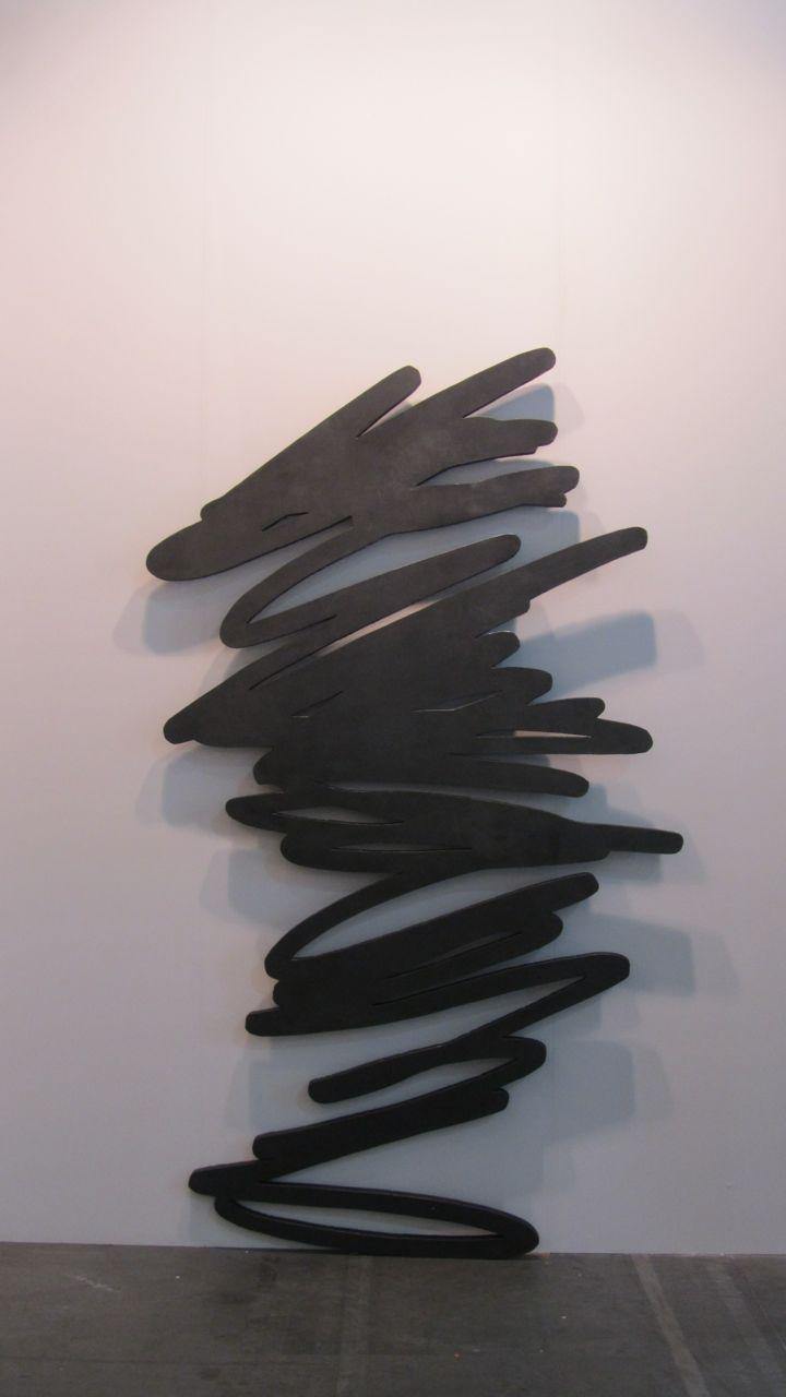 Bernar Venet, Grib 1, 2001