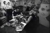Cuoghi Corsello, Il tavolo di Villa Genziana, Bologna, 1992