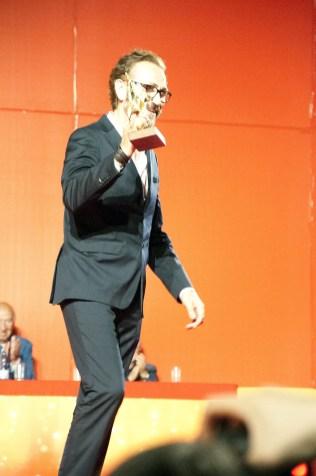 Marco Giallini, miglior attore per il film Tutta Colpa di Freud