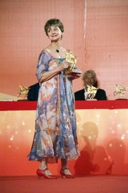 Milena Vukotic, migliore attrice teatrale per C come Chanel