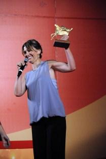 """Paola Cortellesi, protagonista in """"Sotto una buona stella"""""""