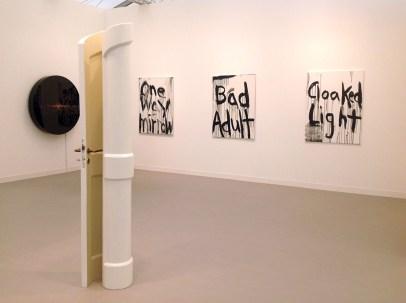 Doug Aitken - Alicia Kwade - Kim Gordon at 303 Gallery NY