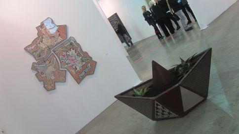 Gabriella Ciancimino, All'Allerbaggio 2013, Prometeo Gallery