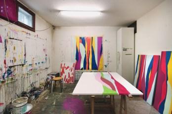 Giulio Zanet, 2015, STILL NOTHING, ABC-ARTE, studio dell'artista