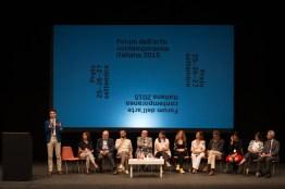 Il sindaco di Prato Matteo Biffoni annuncia la prossima riapertura del Centro Pecci, Teatro Metastasio ∏ Claudia Gori
