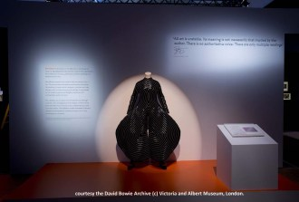 Installation Shot of David Bowie is courtesy David Bowie Archive (c)Victoria and Albert Museum,London (9)