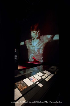 Installation Shot of David Bowie is courtesy David Bowie Archive (c)Victoria and Albert Museum,London(5)