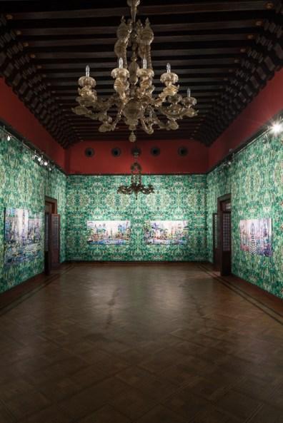 Joseph Klibansky Installation View at Palazzo Franchetti