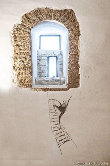 Lazaro Saavedra, Torrione Passari site-specific 2014. Foto di Annamaria La Mastra (1)
