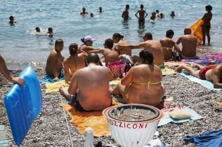 MARTIN PARR The Amalfi Coast, Amalfi 2013, cm 65x90, ed.10