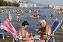 MARTIN PARR The Amalfi Coast, Napoli 2014, cm 65x90 ed.10 © Martin Parr / Magnum Photos / Studio Trisorio