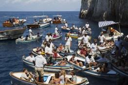 MARTIN PARR The Amalfi Coast, Capri 2014, cm 65x90, ed.10 © Martin Parr / Magnum Photos / Studio Trisorio