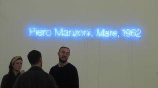 Piero Manzoni Mare, 1962