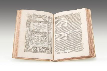 Raro incunabolo figurato del 1497 contenente i Trionfi e il Canzoniere di Francesco Petrarca (Bado e Mart Antiquariato Librario)