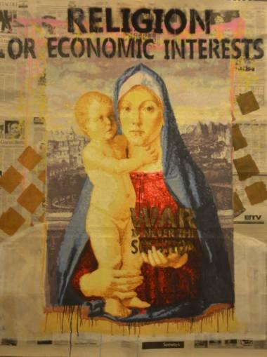 Salvatore Masciulli, Religion, 2015. Art and Ars Gallery