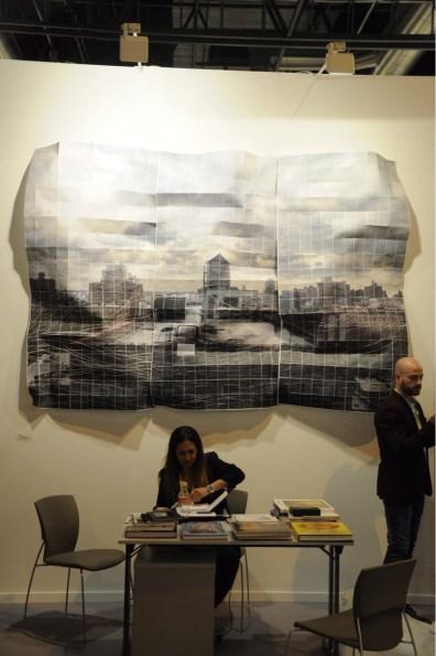Germán Gómez, New York 4, 2015 - Galeria El Museo, Bogotà