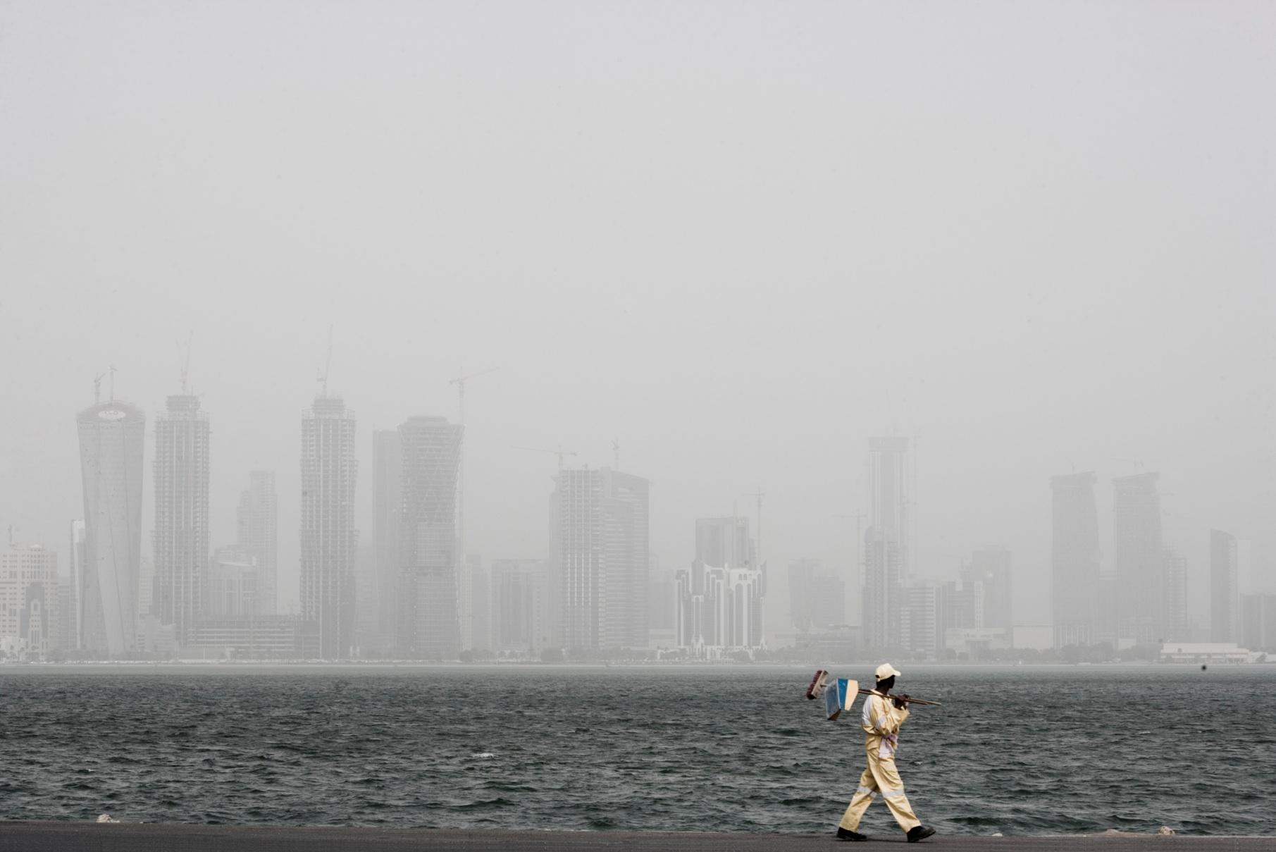 Lavorare In Qatar Architetto agenda qatar • rivista studio
