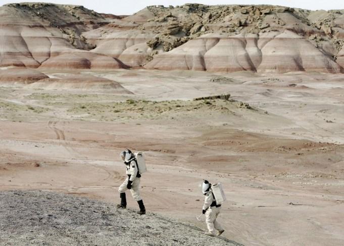 Scientists Simulate Mars In Utah Desert