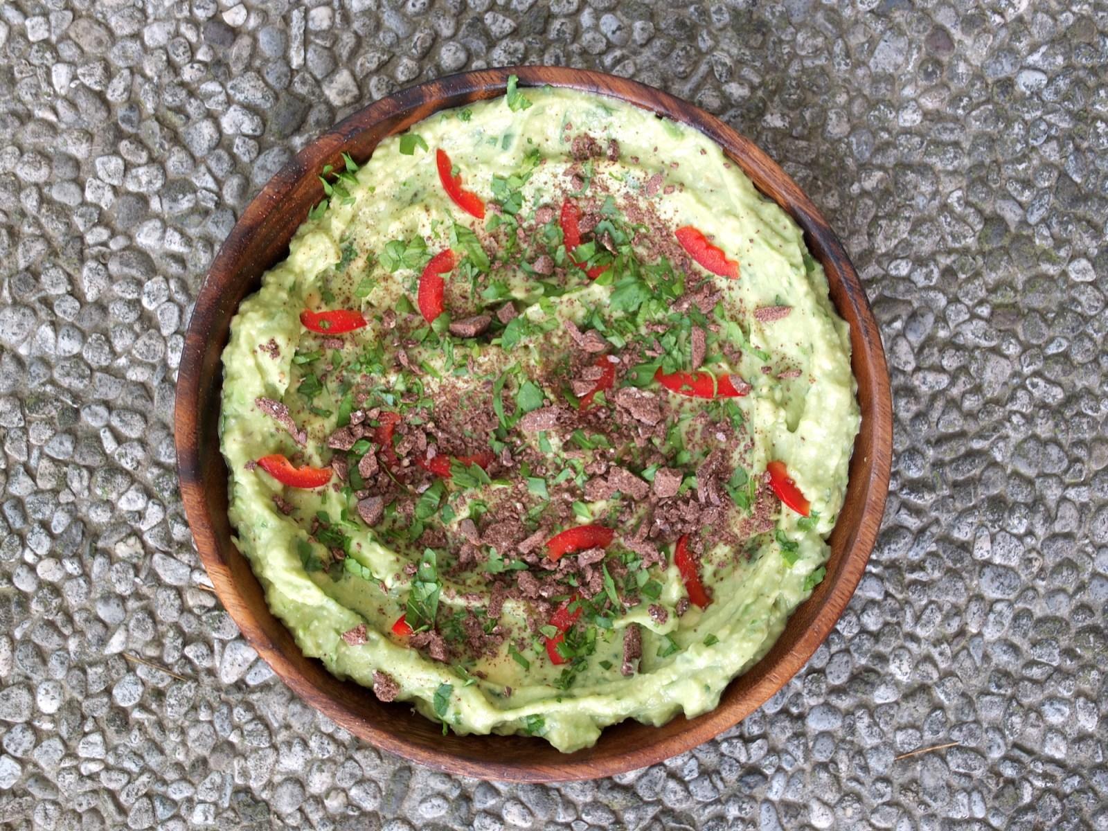 Cosa Cucinare Ad Agosto tovagliette — guacamole • rivista studio