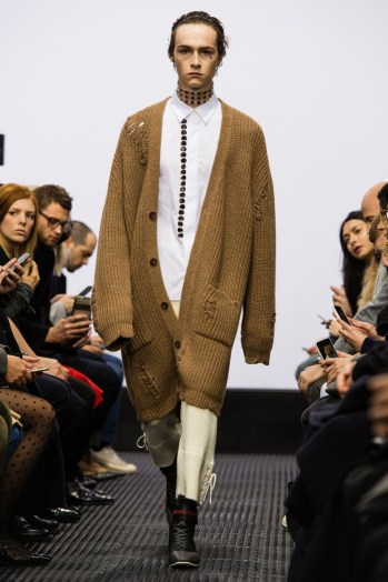 J.W.Anderson - Runway - London Collections Men AW16